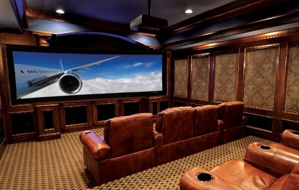 Hayes home theater