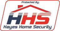 Hayes Home Security  ogo
